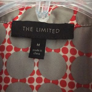 The Limited Tops - The Limited Ruffle Tank Blouse
